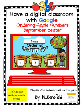 Ordering Apples - September Center (in Google: Digital and Interactive)