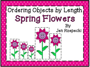 Ordering By Length-Spring Flowers