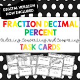 Ordering, Comparing, and Converting Fraction, Decimal, and