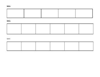 Ordering Decimals Cut and Paste Worksheet