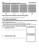 Ordering Decimals Practice Worksheets