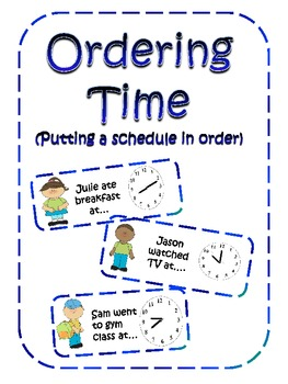 Ordering Events