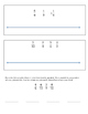 Ordering Fractions on a Number Line