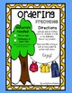Ordering Fractions Activity (Advanced)