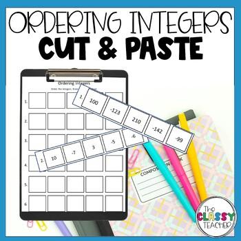 Ordering Integers