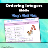 Ordering Integers: Code Breaker