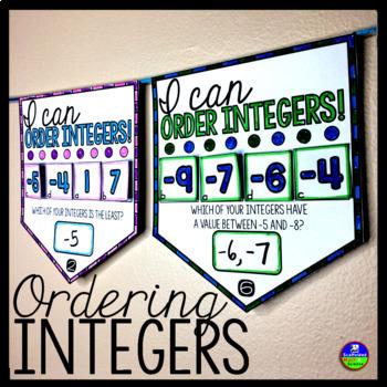 Ordering Integers Pennant
