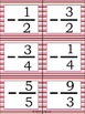 Ordering Integers (rational numbers) on number line activity