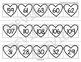 Ordering Numbers 0-120 Tugging on My Heartstrings