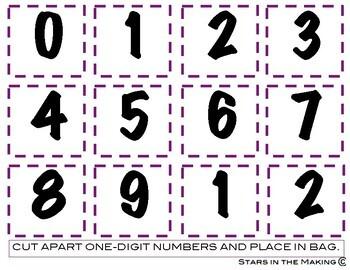 Ordering Numbers Game