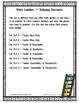 Ordering Numbers -  Decimals -  Set 15.6 {Math Ladders}