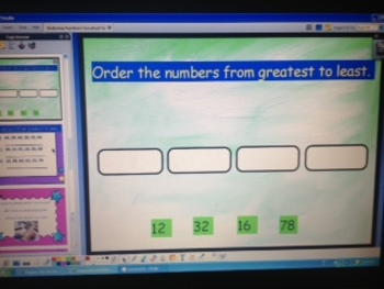 Ordering Numbers Greatest to Least -CCSS NBT 1.1 NBT 1.2 -Flipchart