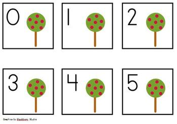 Ordering Numbers: What comes before? (Numbers 0-15) Math Center FREE
