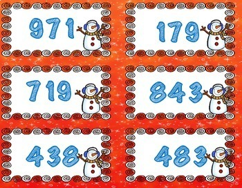 Ordering Numbers | Ordering Numbers from Least to Greatest