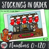 Ordering Numbers to 120 for Google SlidesTM