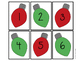 Ordering Numbers to 30 {Christmas Theme}