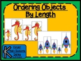 Ordering Objects By Length-Kinder Math Station