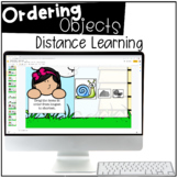 Ordering Objects Measurement - Distance Learning
