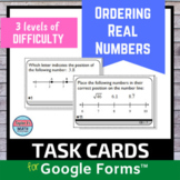 Ordering Real Numbers Digital Distance Learning for Google