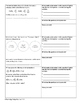 Ordering Real Numbers *TEKS Based* Notes & Guided Practice