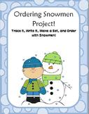 Ordering Snowmen Class Project