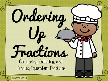 Ordering Up Fractions