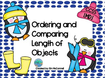 Ordering and Comparing Length of Objects
