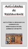 Ordering Food in a Spanish Restaurant (El Restaurante El S