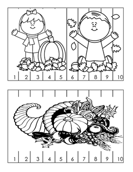 Ordering numbers 1-10 and 10-100 by 10s