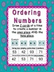 Ordering numbers: Math Workshop Center