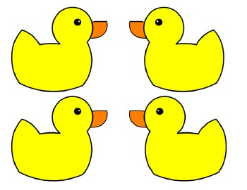 Ordinal Ducks - Teaching Ordinal Numbers to 20