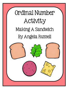 Ordinal Number Activity - 1st - 4th