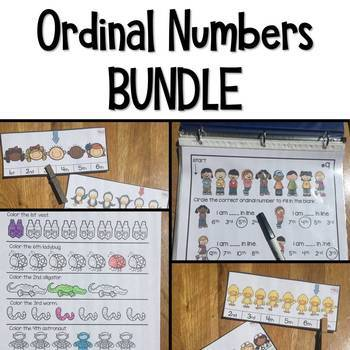 Ordinal Number BUNDLE