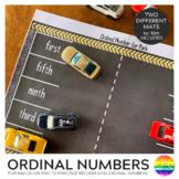 Ordinal Number Car Park Mats