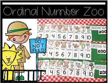 Ordinal Number Craft