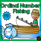 Ordinal Number Fishing Game - 1st to 20th
