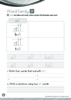 Ordinal Numbers - 11th to 15th (III): Word Family ALL - K3 (5 years old)