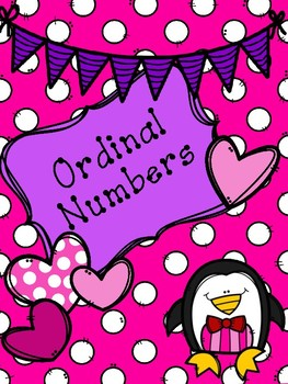 Ordinal Numbers...1st,2nd,3rd...