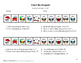 Penguin Ordinal Numbers Activities 1st-20th