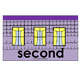 Ordinal Numbers Apartment House & More for Bottom/Top, Lef