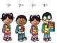 Ordinal Numbers Color Version PP