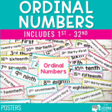 Ordinal Number Labels