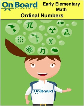 Ordinal Numbers-Interactive Lesson