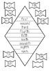 Ordinal Numbers Kite