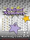 Ordinal Numbers Matching Sort Game - 1-20 - King Virtue