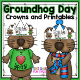 Differentiated Groundhog Day Readers   Groundhog Day 2021