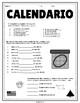 Spanish Ordinal Numbers Worksheets