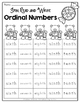 Ordinal Numbers Printables and Activities