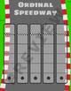 Ordinal Numbers Racing Game