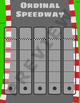 Ordinal Numbers Racing Game